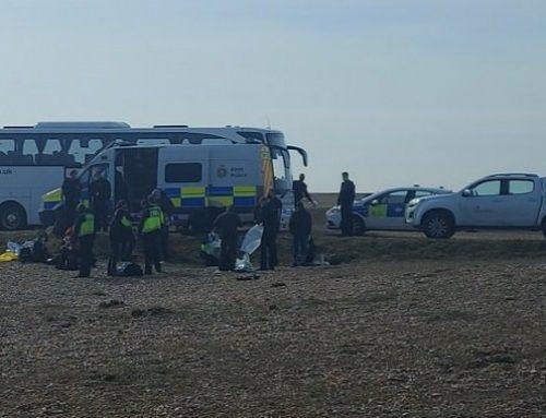 Borderless Britain: Another Beach Landing