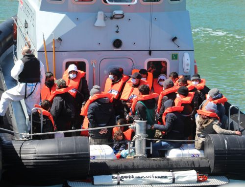 Illegal Immigration: Boat Crossings Now Over 3000 This Year