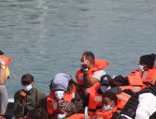 Almost 10,000 Illegal Immigrants By Dinghy This Year